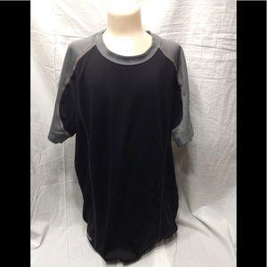 Boy's size 10-12 two-tone lightweight shirt